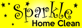 Sparkle Home Clean Logo